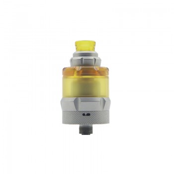 asMODus Anani V2 MTL RTA Brushed Stainless Steel