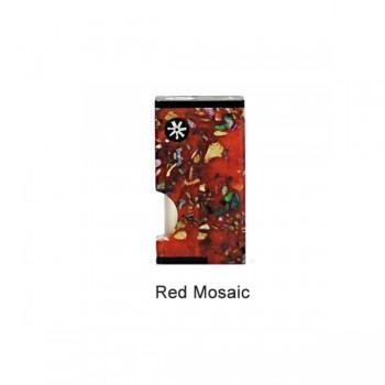 asMODus Luna Squonker Box Mod Red Mosaic