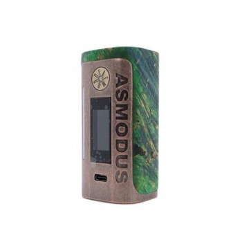 asMODus Lustro 200W Stabilized Wood Mod Relic Edition
