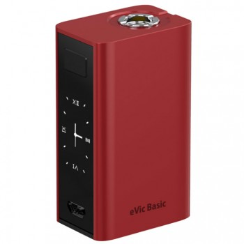 Dovpo Mini E-LVT Box Mod Housing Single 18650 Battery with 2-35W Variable Wattage-Blue