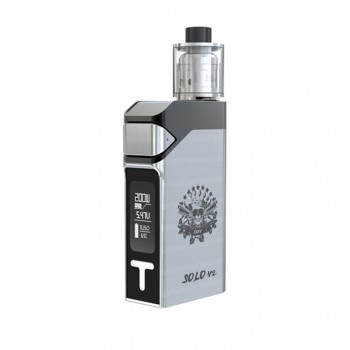 Innokin Cool Fire II kit with iClear 30S Clearomizer- green