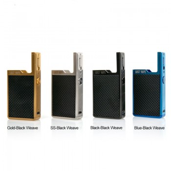 4 colors for Lost Vape Orion Q Battery