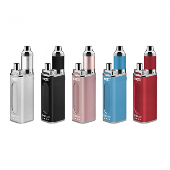 Kanger IPOW 2 Variable Wattage Battery 1600mAh with Temp Control Protection-Stainless Steel