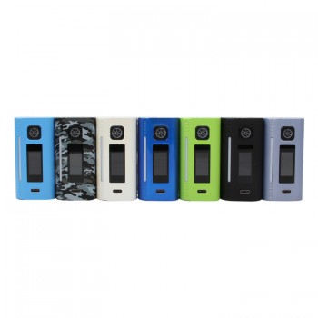 7 colors for asMODus Lustro 200W Mod