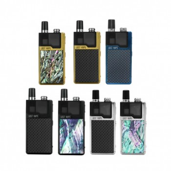 7 colors for Lost Vape Orion DNA GO Kit