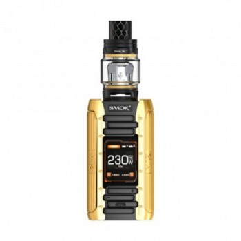 Smok TFV8 Top Level Sub Ohm Cloud Beast Tank with 6.0ml Max Liquid Capacity Adjustable Airflow Control Atomizer-Silver
