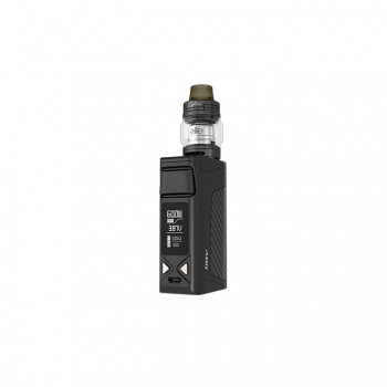 Kamry X6 Starter Kit with X6 1300mah Battery 2.2ml X6 V2 Atomizer US Plug-Gold