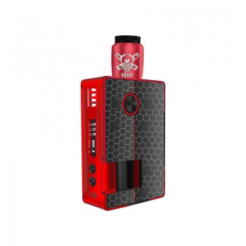 Blitz Vigor 81W Squonk Kit-Red
