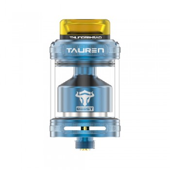 Aspire ET-S Glass BVC Clearomizer Kit with Coils - Yellow
