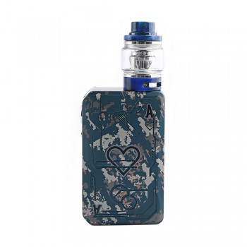 Tesla Poker 218 Kit with Resin Tank Blue