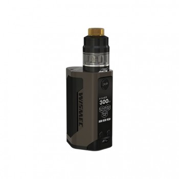 Kanger Drip EZ TC 80W Kit Support Ni/Ti/SS Replaceable for Single 18650 Battery- Silver