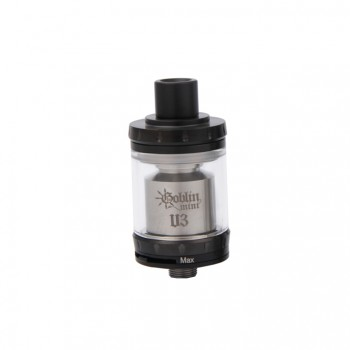 Youde UD Bellus RTA&RDA Tank 5.0ml with Unique Side Airflow-Stainless Steel