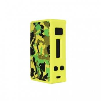 Wotofo Chieftain 220W TC/VW Box Mod Powered by Dual 18650 Cells 510 Spring-loaded Connection-Black