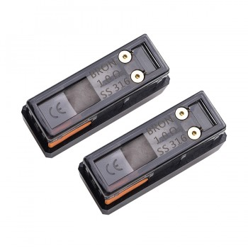 CoilART Bron Pod Cartridge 1.0ohm 2pcs
