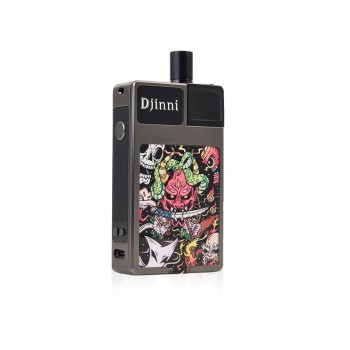 Coilart DJINNI Pod Kit DEMON