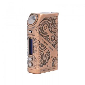 Kamry 60W APV Box Mod Variable Wattage 18650 Battery Smart Phone Shape Mod-Black