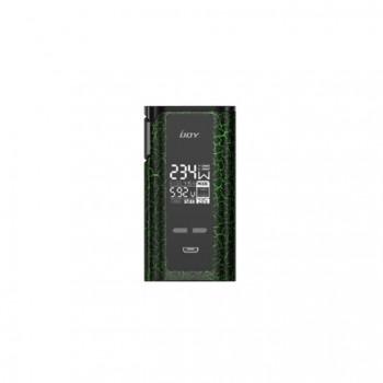 Wismec Venti Kit 3000mah Venti Battery with 5.8ml Venti Atomizer with 2 Kinds Coil-Silver
