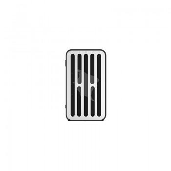 Curdo Halo Box 218W Mod Silver