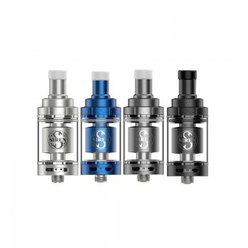 IJOY Limitless Sub Ohm Tank with 2ml Capacity and Innovation Top-filling Design- Stainless Steel