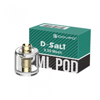 DOVPO D-Salt Pod Cartridge
