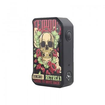 DOVPO MVV II Mech Mod Skull & Roses