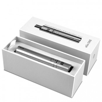 Joyetech  eGo ONE Mega Starter Kit 2600mAh Battery 4.0ml Atomizer US Plug- Silver