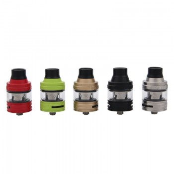 Aspire ET-S Glass BVC Clearomizer Kit Red