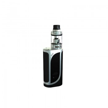 Eleaf iKonn 220 with ELLO Kit 2ml - Silver Black