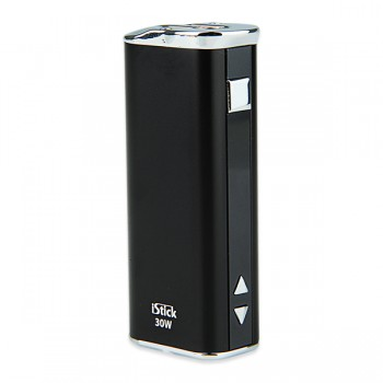 Eleaf iStick 30W Kit without Wall Adapter - Black