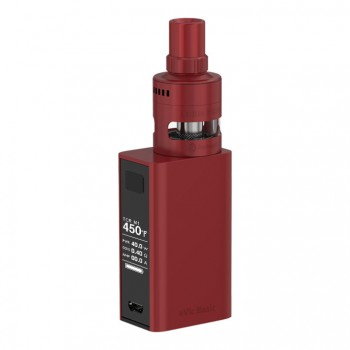 Joyetech eGo ONE VT Starter Kit 2300mah/4.0ml 3 Temperature Levels VT/VW Kit-Black