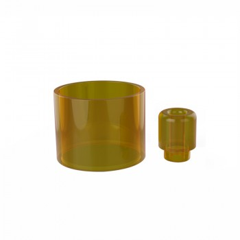 Exvape Expromizer V5 PEI Tube and Drip Tip Set
