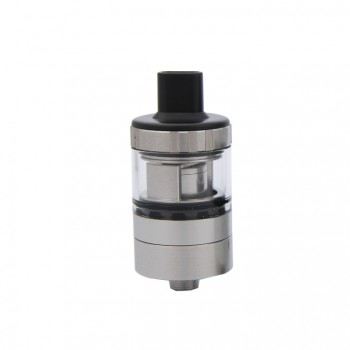 5pcs Kanger T2 Clearomizer 2.4ml eGo Thread Replaceable Coil Head-Grey