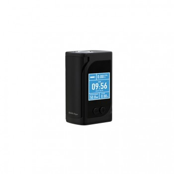 Smoant Knight V2 TC Starter Kit Powered by Single 18650 Battery 80W Adjustable Airflow Control and Talos V1 4.5ml Sub Ohm Tank-Black