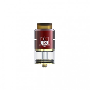 5pcs Innokin iClear 16 1.6ml Atomizer - red