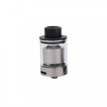 Wotofo Stentorian Steam Engine Sub-Ohm Tank 6.0ml Top Filling Adjustable Airflow Tank with 22mm Diameter-Silver