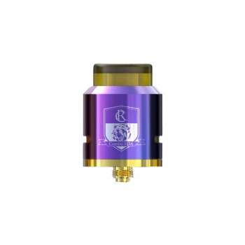 Kylin RDA Rebuildable Dripping Atomizer with Tri-Post 510 Connection-Stainless Steel