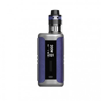 Kanger EMOW Mega Starter Kit 1300mah Battery 2.8ml with EU Plug - Blue