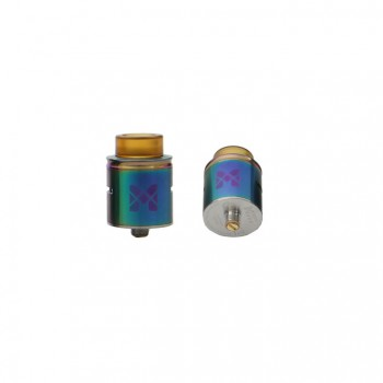 Wotofo Sapor RDA Rebuildable Dripping Atomizer Quad Post Adjustable Airflow Control 510 Connection-Green