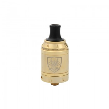 Wotofo Freakshow Innovative RDA Designed with Bottom Airflow Version-Tiffany Blue