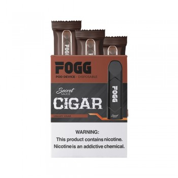 Fogg Vape Disposable Pod Device - Cigar