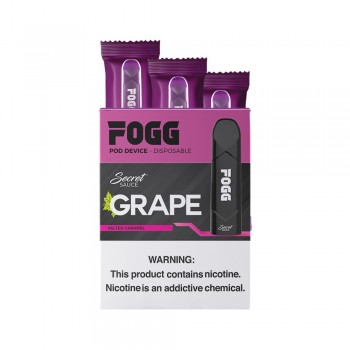 Fogg Vape Disposable Pod Device - Grape