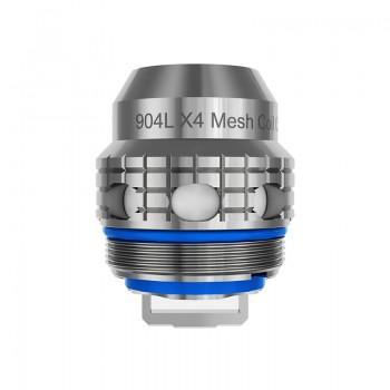Freemax 904L X Mesh Coil X4 Mesh Coil