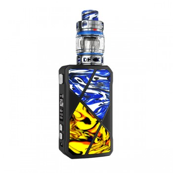 Freemax Maxus 200W Kit Blue Yellow