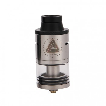 Wotofo Lush RDA Rebuildable Dripping Atomizer Quad Post Adjustable Airflow Control 22mm Diameter-Light Blue