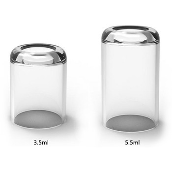 GAS MODS Kree 24 Replacement Glass Tube