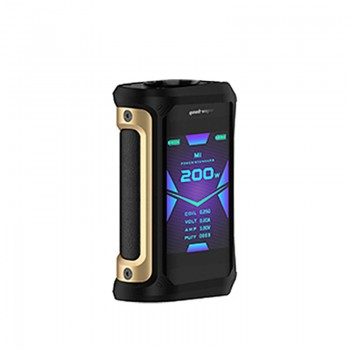 GeekVape Aegis X Mod Gold Black