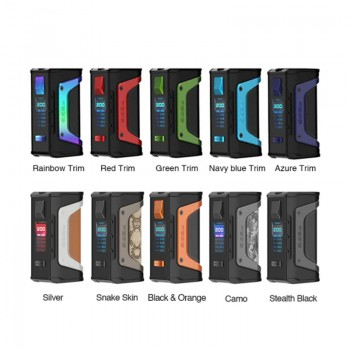 8 colors for DOVPO Topside 90W Squonk Mod