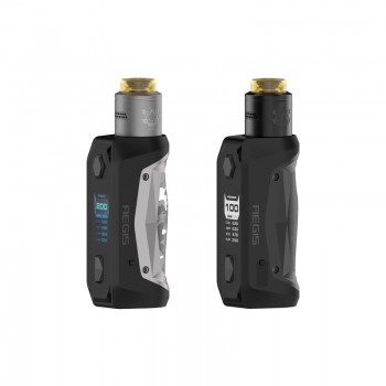 2 Colors for GeekVape Aegis Solo Tengu Kit
