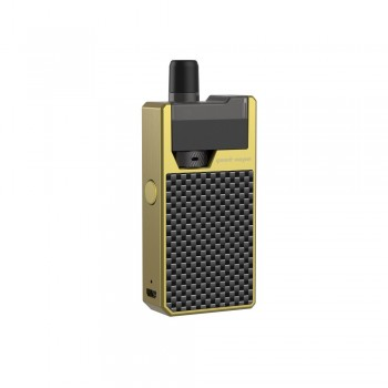 GeekVape Frenzy Kit-Gold & Carbon Fiber