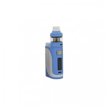 Eleaf  iStick 20W Premium Kit with GS Air Clearomizer EU Plug- Blue